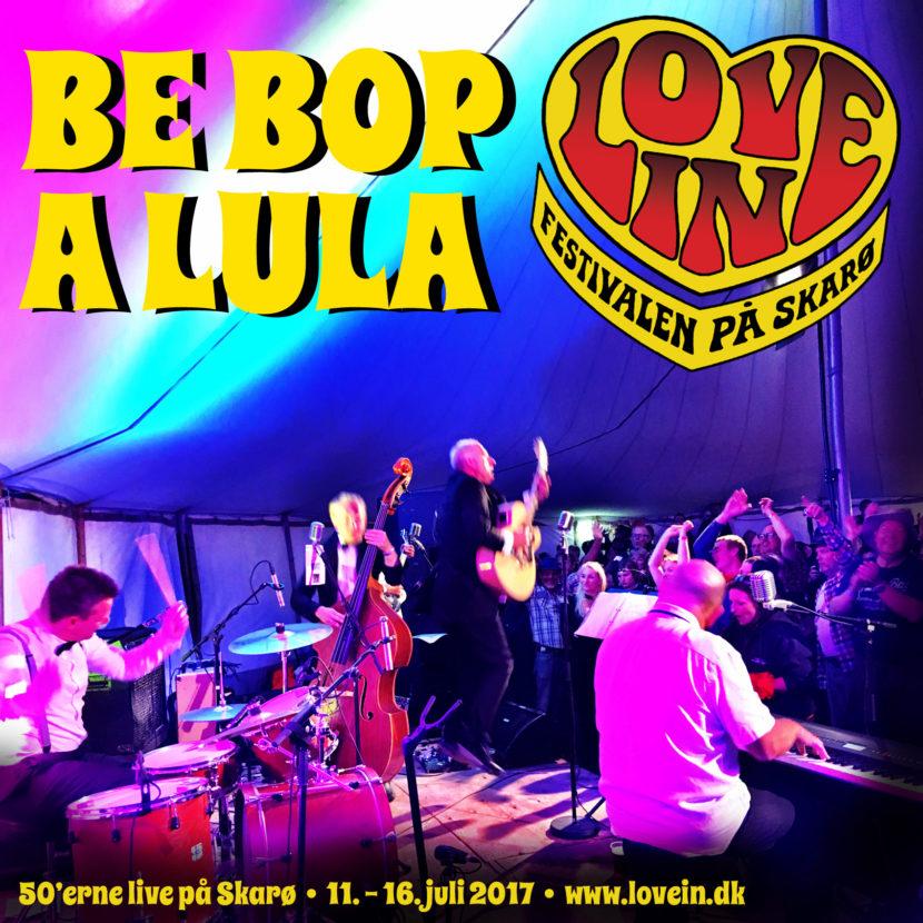 Be Bop A Lula sørger for fest med Rock 'n' Roll af bedste skuffe