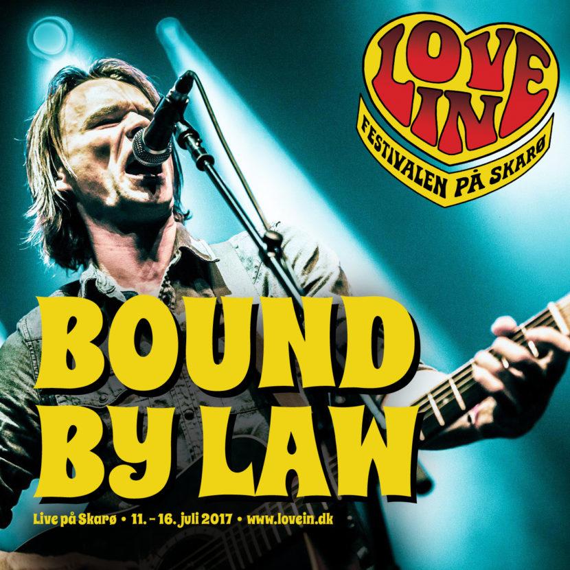 Bound By Law er tilbage med forrygende country!