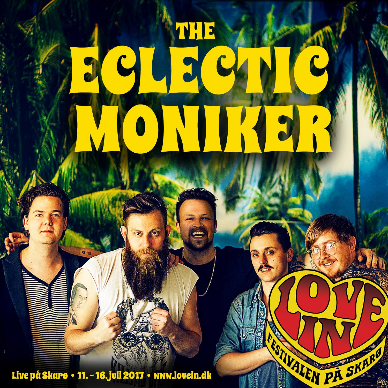Love In-husorkester The Eclectic Moniker kommer igen til Skarø!